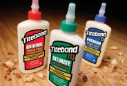 Titebond TitebondII and TitebondIII Glue