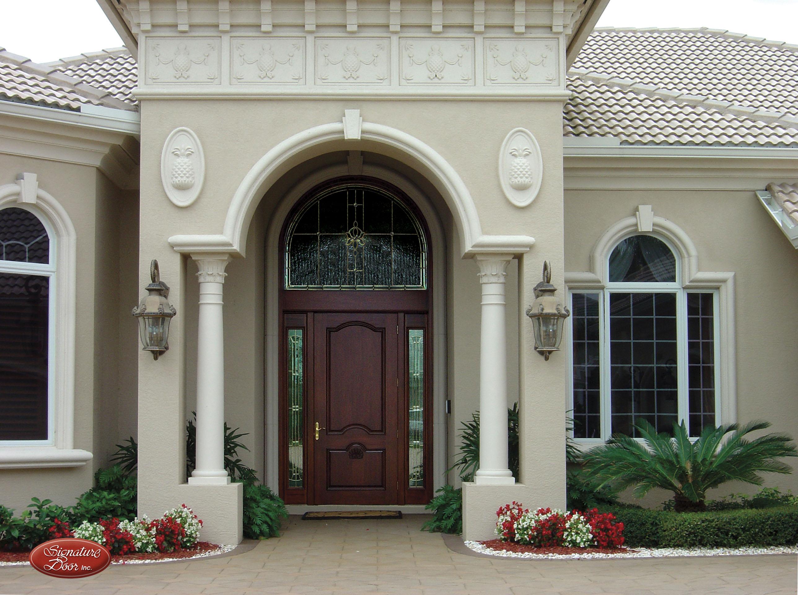 Signatrue Entry Door 0384