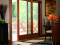 Andersen 400 Series Frenchwood Gliding Door