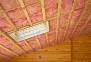 Fiberglass Ceiling Insulation