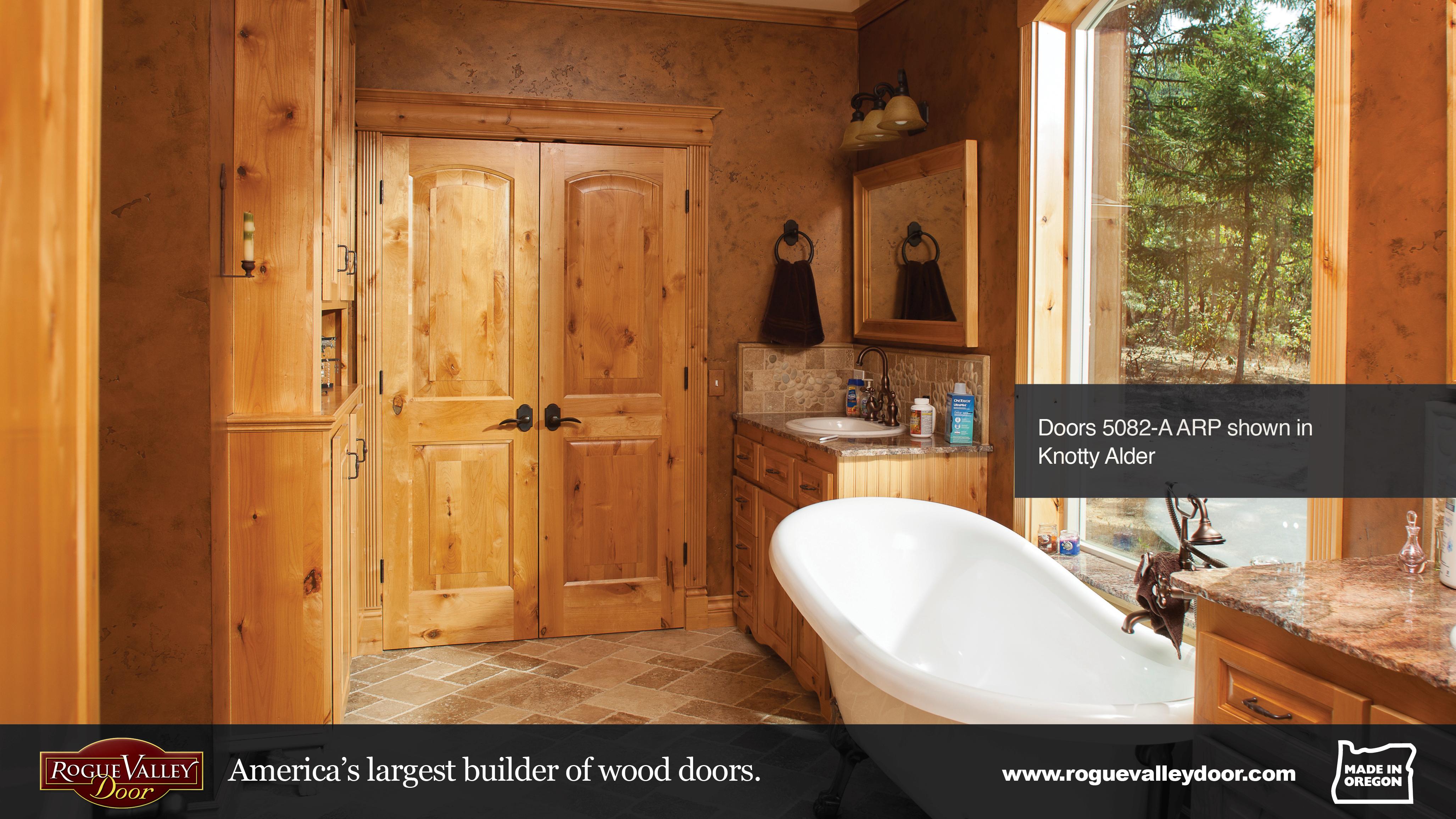 Rogue Valley Interior Wood Door