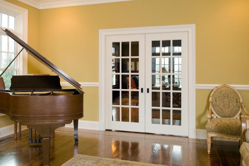 Trustile FL1500 Wood Door