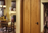 Trustile TS2090 Southwest Red Oak Door