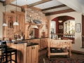Wellborn Rustic Kitchen