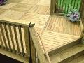 YellaWood Select Deck